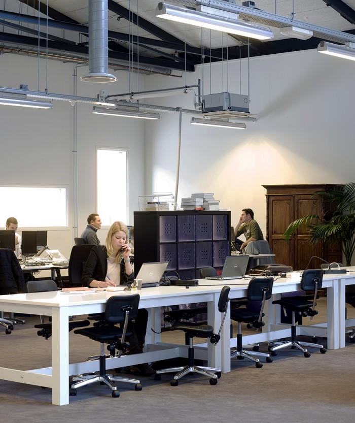 Відкритий офіс інтернет-агенства Virtual Affairs