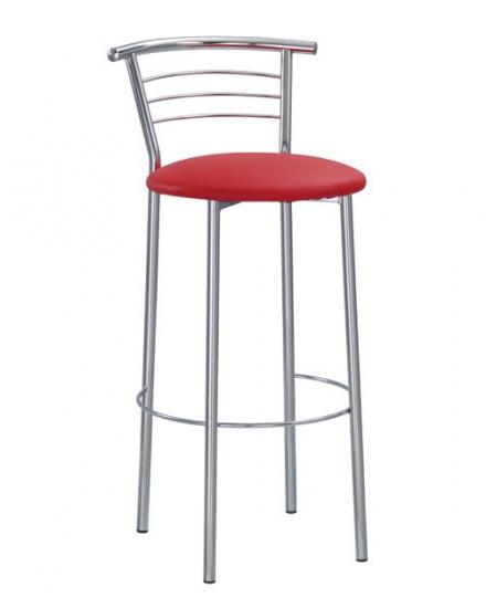 стілець барний високий: Marko hoker chrome