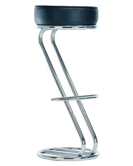 стілець барний високий: Zeta