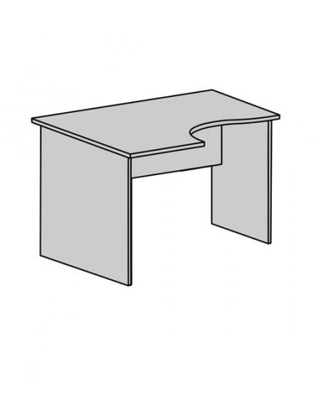 Стіл офісний: Стіл кутовий СП-142