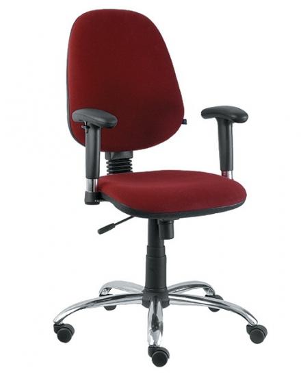 Крісло для персоналу: Galant GTR chr act