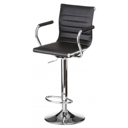 стілець барний високий: Plate. Фото