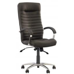 Крісло преміум: Orion Steel Chrome. Фото
