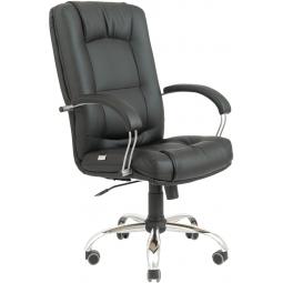 Крісло для керівника: Alberto chrome