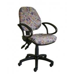 Дитяче комп'ютерне крісло: Orhidea kid