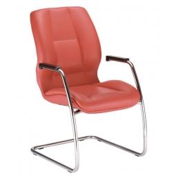 Крісло конференційне: Formula CF chrome. Фото