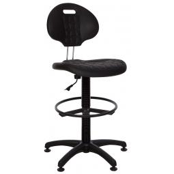 Крісло для персоналу: LABORANT RING BASE. Фото