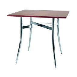 Ніжка для столу: Tracy chrome. Фото