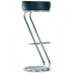 стілець барний високий: Zeta. Фото