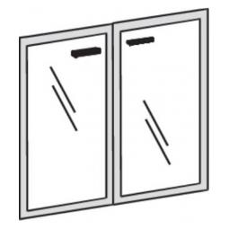 Двері скляні Ф-803