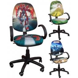 Дитяче комп'ютерне крісло: Polo Design. Фото