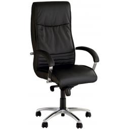 Крісло для керівника: OSTIN STEEL CHROME. Фото
