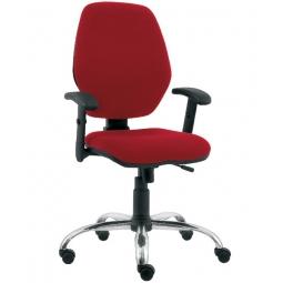Крісло для персоналу: Master GTR w chr. Фото