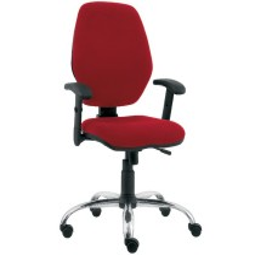Крісло для персоналу: Master GTR w chr