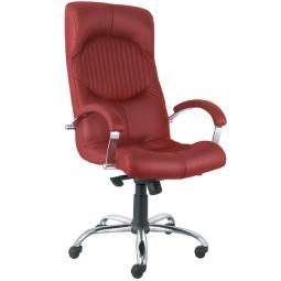 Крісло преміум: Germes Steel Chrome. Фото