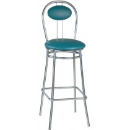 стілець барний високий: Tiziano hoker. Фото