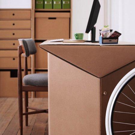 Меблі з картону