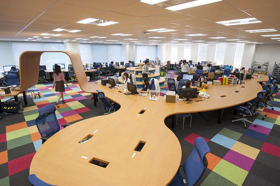 Офіс компанії Pixiv в Токіо