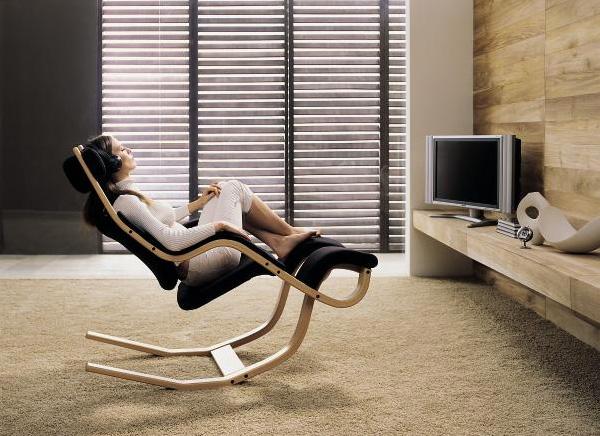 Гравітаційне крісло від Пітера Опсвіна