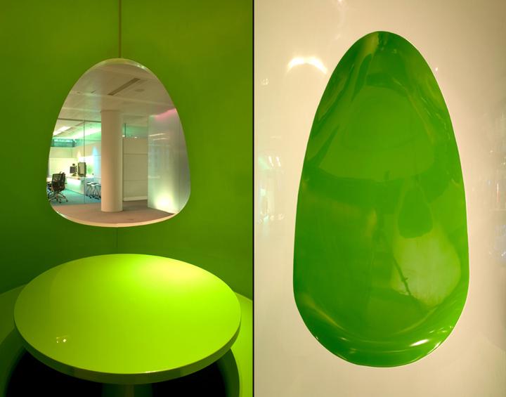 Офіс Bloomberg від Jump Studios. Лондон, Великобританія.
