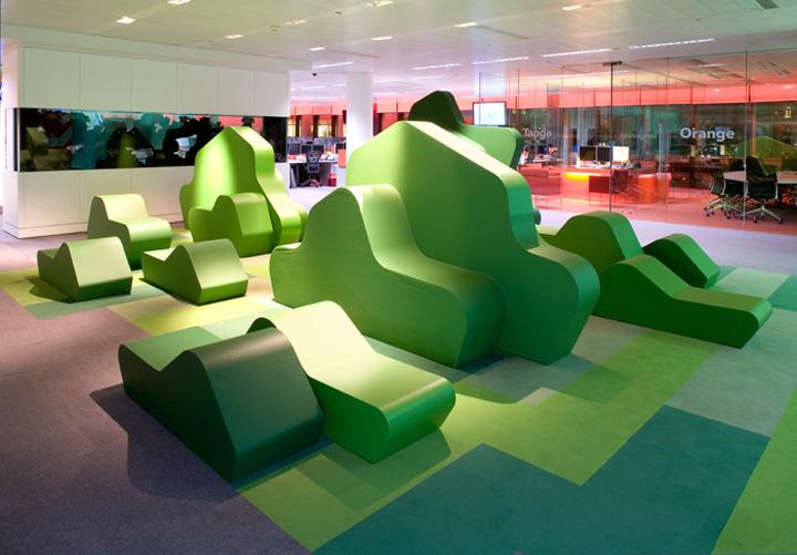 Офіс Bloomberg від Jump Studios. Лондон, Великобританія. . Фото 5