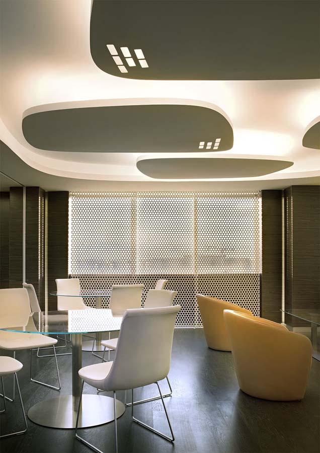 """Редизайн офісу IBM в стилі """"Гості з майбутнього"""". Фото 11"""