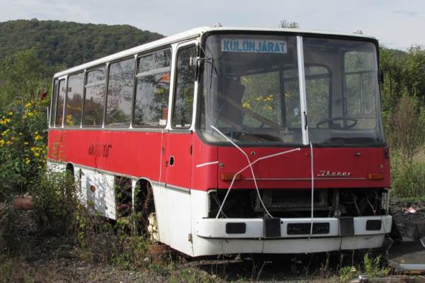 Історія, як один автобус став домашнім офісом :)