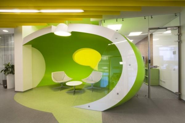 Yandex Office II - новий офіс компанії Яндекс від російських архітекторів. Фото 2