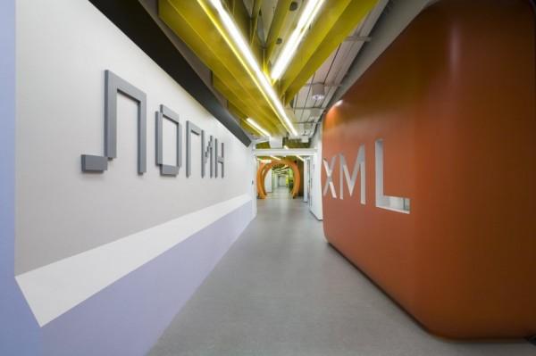 Yandex Office II - новий офіс компанії Яндекс від російських архітекторів. Фото 3