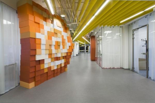 Yandex Office II - новий офіс компанії Яндекс від російських архітекторів. Фото 9
