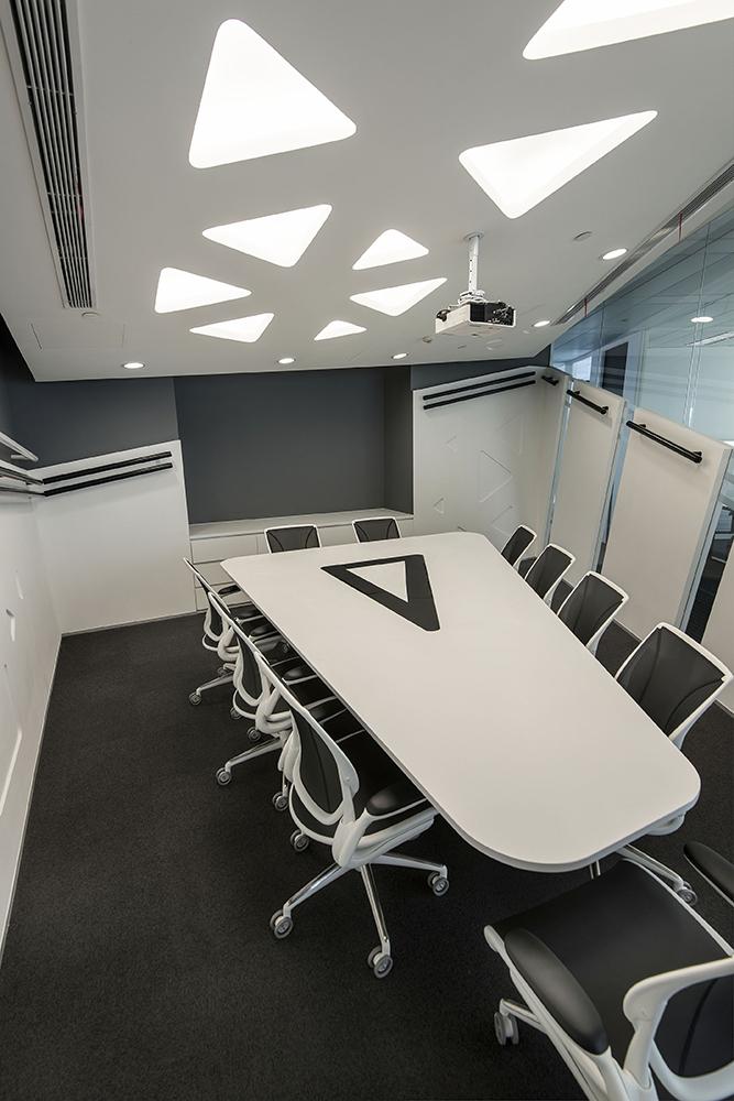 Офіс компанії Adidas в Шанхаї. Фото 5
