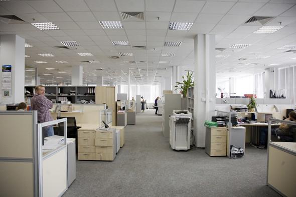 Офіс компанії Adidas Group.