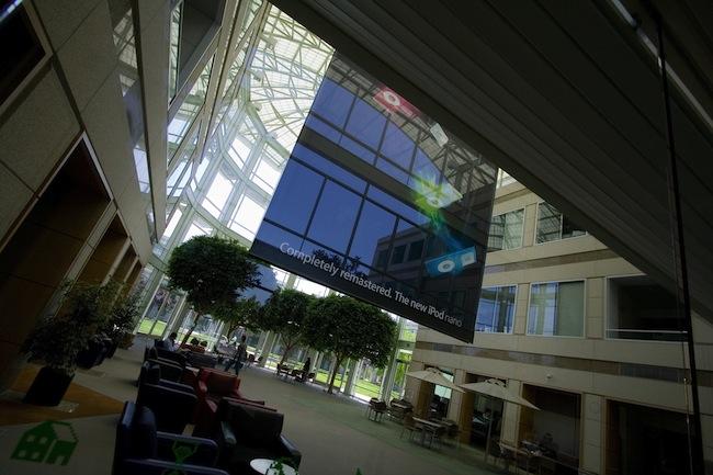 Офіс компанії Apple. Фото 5