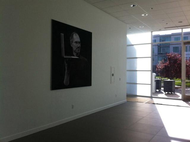 Офіс компанії Apple. Фото 10