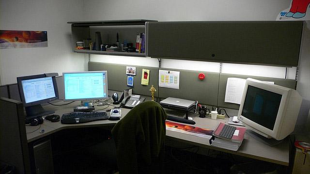 Офіс компанії Apple. Фото 11