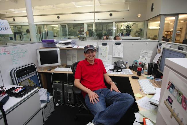 Офіс компанії Apple. Фото 13