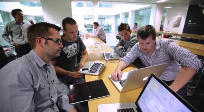 Офіс компанії Apple. Фото 15