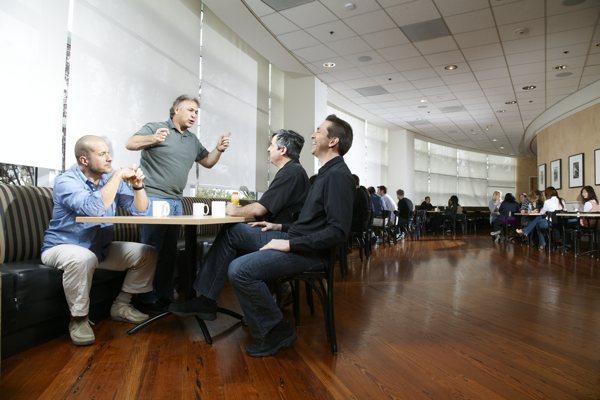 Офіс компанії Apple. Фото 16