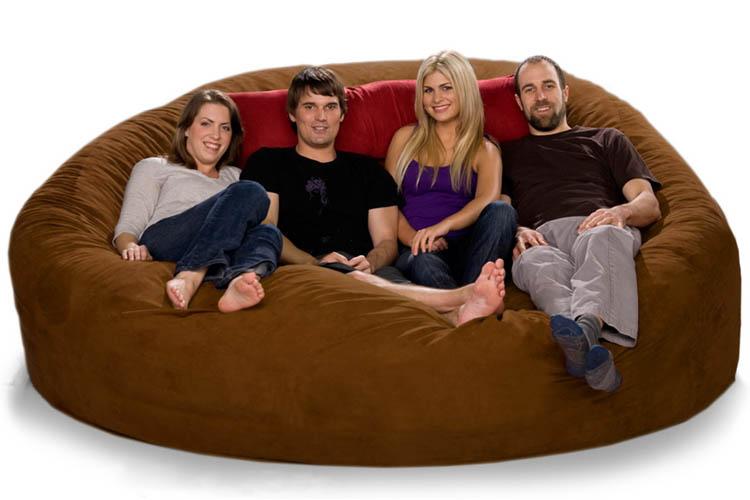 Безкаркасні крісла (Bean bag). Фото 4