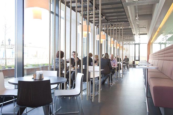 Штаб-квартира Bosch Siemens Hausgerate в Нідерландах