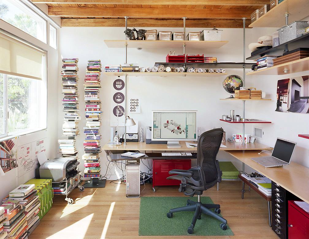Поради, як облаштувати домашнє робоче місце.. Фото 1