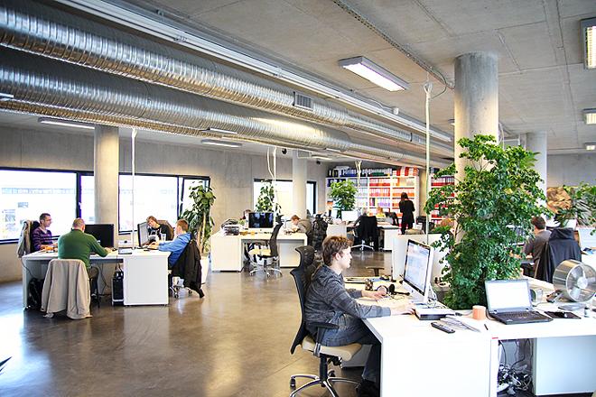 Офіс і чисте повітря