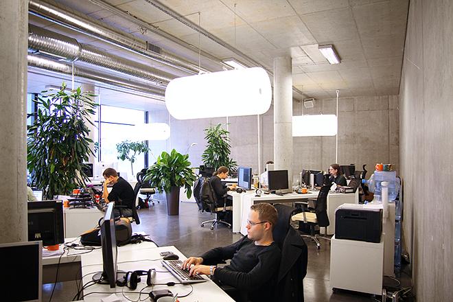 Штаб квартира DraugiemGroup - найбільшої латвійської IT компнаії