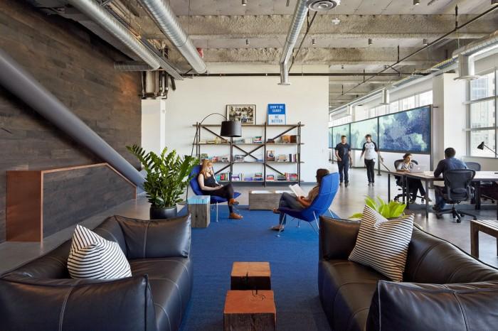Офіс Dropbox в  Сан-Франциско. Фото 6