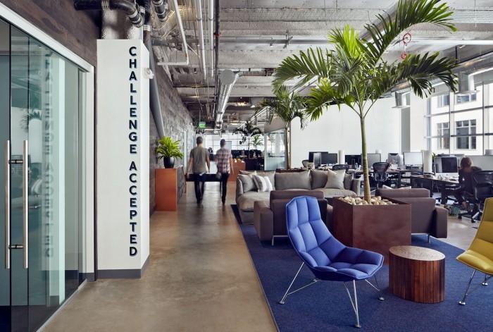 Офіс Dropbox в  Сан-Франциско. Фото 4