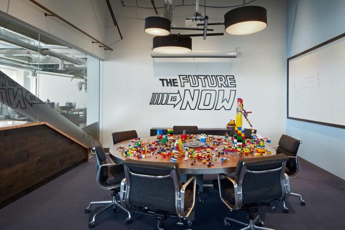 Офіс Dropbox в  Сан-Франциско. Фото 1