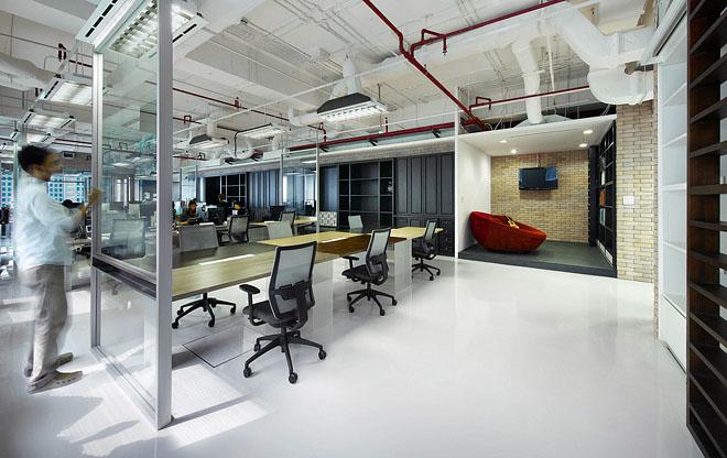Офіс BATES 141 в Джакарті. Фото 5