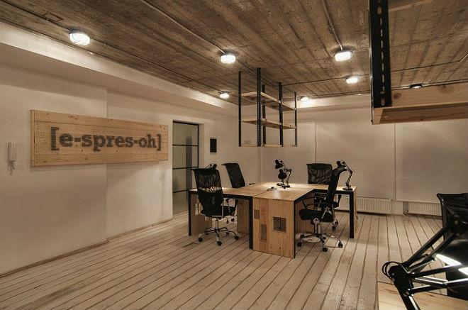 Офісі веб-розробника e-spres-oh в місті Тімішоара
