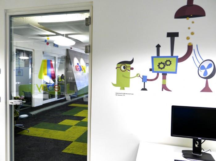 Офіс eBay Labs в Ізраїлі