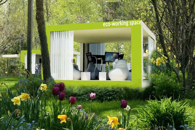 Зелений офіс. 5 простих способів зробити ваш офіс екологічним.